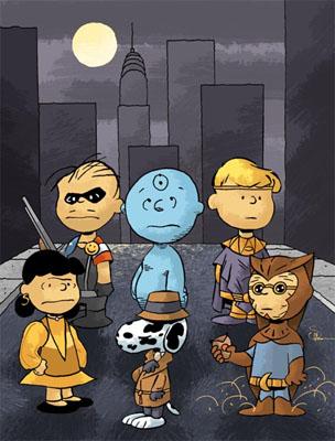 Peanutswatchmen