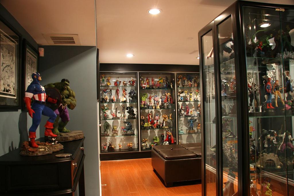 fandomania 187 collector spotlight norm�s marvel collection