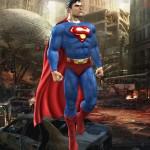 First Look At Mortal Kombat's Superman