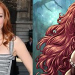 Rose McGowan Becomes Red Sonja