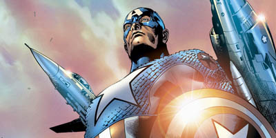 Steve Rogers (Capitán América) Cap00