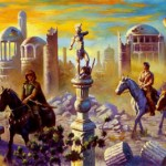 The Wheel Of Time Adapted As Comic Book