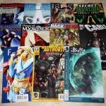 Comics Giveaway: Week 1 Winner and Week 2 Begins!