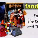 Fandomania Podcast Episode 1: The Reject Doctor and The Free Pass