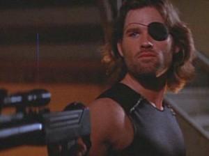 """Call me """"Snake."""""""