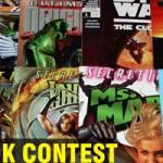 Comic Book Contest: Week 6