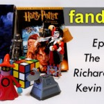 Fandomania Podcast Episode 7: The One With Richard Hatch and Kevin J. Anderson