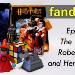 Fandomania Podcast Episode 9: The One With Robert Buettner and Heroes Season 3