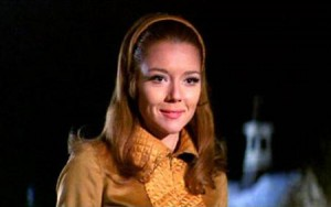 "Diana Rigg as Teresa ""Tracy"" Di Vincenzo"