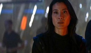 Michelle Yeoh as Wai-Lin