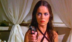 Barbara Bach as Anya Amasova (Agent XXX)