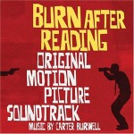 Review: Burn After Reading Original Motion Picture Soundtrack