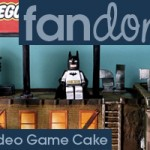 Fandomestic: LEGO Batman Video Game Cake