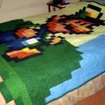 Fandomestic: Five Awesome Super Mario Bros. Quilts