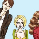 Fan Art Friday: Pushing Daisies