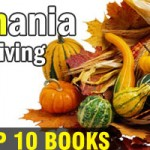 Kelly's Thanksgiving: Top 10 Books I'm Thankful For