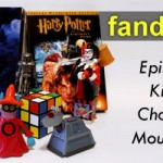 Fandomania Podcast Episode 25: Kim Was Chased by a Mountain Lion