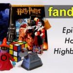 Fandomania Podcast Episode 26: Hoity Toity Highbrow Snooty