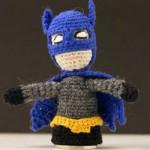 Fandomestic: Justice League Finger Puppets