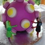 Fandomestic: 15 Geeky Wedding Cakes