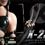 Sideshow Previews X-23 Maquette