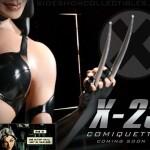 Sideshow Previews X-23 Maquette
