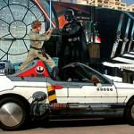 Fandomestic: 10 Star Wars Custom Cars