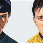 Fan Art Friday: Star Trek The Original Series