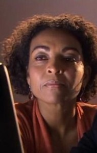 Francine Jones, as portrayed by Adjoa Andoh.
