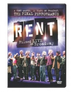 The DVD cover of the final performance.