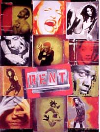 The poster for the '96 opening run.