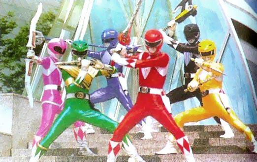 The Six Rangers