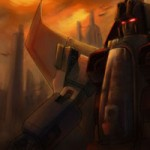 Fan Art Friday: Transformers Generation One
