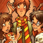 Fan Art Friday: Harry Potter