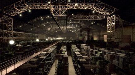 warehouse132