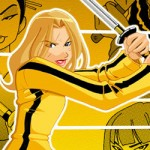 Fan Art Friday: Kill Bill