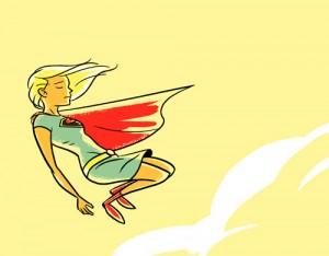 Dean Trippe's Supergirl Reimagination