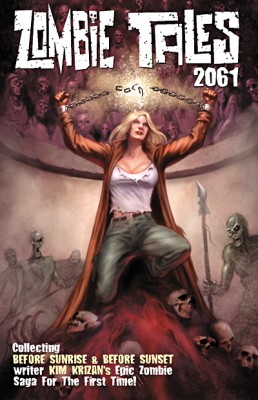 Book Review: Zombie Tales by Robert DeCoteau | Mboten