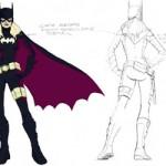 Holy Mackerel, Batgirl Gets A New Costume!