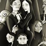 Fan Art Friday: The Addams Family