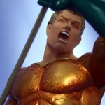 Collectible Review: Heroes of DC Aquaman Bust