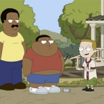 """TV Review: The Cleveland Show 1.03 – """"The One About Friends"""""""