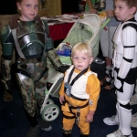 Fandomestic: 5 Adorably Geeky Kids' Costumes