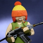 Collectible Review: Little Damn Heroes Jayne