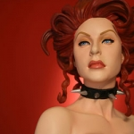 Collectible Review: Jean Grey as Black Queen Comiquette