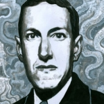 Fan Art Friday: H.P. Lovecraft