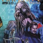 Comic Review: Farscape: D'Argo's Trial #4