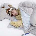 Snuggle Up In A Tauntaun Sleeping Bag