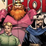 Thor's Warriors Three Are Revealed