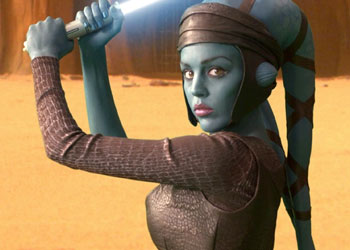 naked star wars alien girls